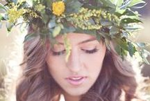 MOOD - Boho Wedding / Boho wedding ideas and inspirations; for country and vintage weddings.