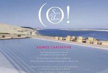 Soirée caritative - Life is Rose & Rose Magazine / Le vendredi 23 mai, la Co(o)rniche a ouvert ses portes à l'association LIFE is Rose et son partenaire Rose Magazine qui oeuvrent pour les femmes atteintes d'un cancer, pour une soirée exceptionnelle.