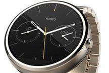 Moto 360 / Moto 360 smartwatch