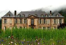 Chateau de Gudanes / This board follows the restoration of the 18th Century French Chateau de Gudanes (in Midi-Pyrenees Region)
