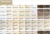 Colours - Paint