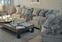 Lounge Room Ideas / Different ideas to design your perfect Lounge Room