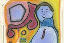 Pastels / Pastel pieces by Michael Carlton
