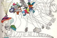 Doodles and Mind-Maps / Doodles and mind maps by Michael Carlton
