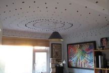 """Crystal Ceiling"" Installations / ""Crystal Ceiling"" Installations by Michael Carlton"