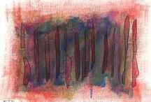 Acrylic Paintings / Acrylic paintings by Michael Carlton