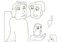 Sketchbook / Michael Carlton Sketchbook