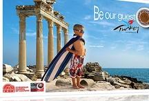 tourism campaign, Turkey