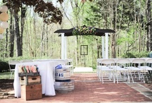 My dream wedding / Ideas for and from my DIY green, handmade, vintage, recycled, outdoor, garden wedding. / by Emily Carter