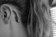 Lovely tattoo's