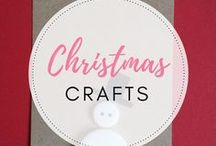 Christmas crafts / Christmas inspiration and craft ideas