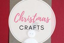 Christmas crafts / Christmas inspiration and craft ideas