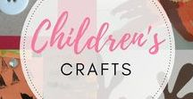 childrens crafts / crafts made for and by children