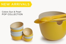 New colors / Colors Sun & Pearl | POP COLLECTION