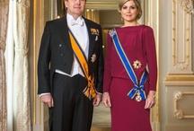 Netherlands new king and queen
