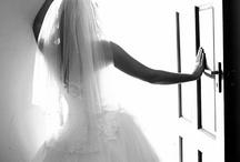 Jeanne's Wedding - getting ready