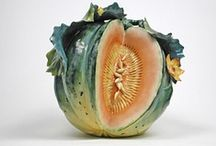 Porcelain Flowers, Fruits and Vegetables / by Trisha Albus