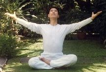 Mind-Body Work / Various types of mind-body work including: qi gong, tai chi, yoga, etc.