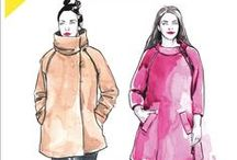 sew fun - winter / Sewing or fabric I like, want and may eventually get to for cold NZ winters...