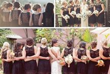 my bad bitchez / All About Bridesmaids  / by Katie Yanes