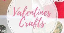 valentines crafts / valentines crafts
