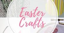 Easter crafts ideas / Cute Easter craft ideas.