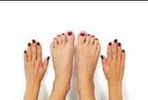 Manicure e Pedicure / Mani e piedi sempre a posto, con i nostri consigli e i nostri prodotti!