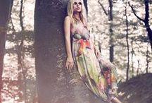 Kjoledrømmen / Sommeren frir til drømmer om lange, late dager, brune legger, nylakkete tær i lekre sandaler, svalende vind - og den herlige sommerkjolen :-)