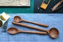 GRAIN AND KNOT / My handmade wooden goods