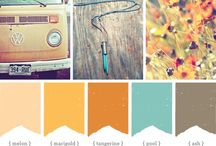 Color schemes // / This board is meant to help you pick the perfect color scheme for your creative ideas.