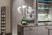 Fendi Casa Ambiente Cucina / The most recent collections for kitchen furnishing of Fendi Casa by Luxury Living Group / by Luxury Living Group
