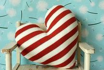 Cushioning the blow / Cushions I love - there are many