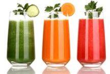 Succhi di frutta e verdura, Frullati, Smoothie e Latti vegetali