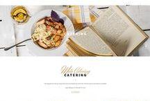 Web Design | Food
