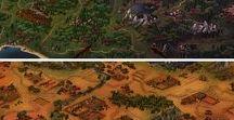 http://mciv.ru - Микро-Цивилизация / Поиск арта для главной страницы сайта игры Микро-Цивилизация (http://mciv.ru)