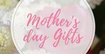 Mother's day gifts / Inspiration for Mother's day gifts and crafts