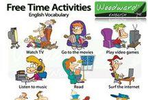 Leisure time / recharging