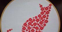 Free cat cross stitch patterns