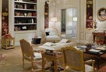 Ritz Paris Home Collection / Ritz Paris Home Collection -  The symbol of the elegance and luxury of the french art de vivre, expressed in the myth and dream that #RitzParis recalls all over the world. #LuxuryLivingGroup #RitzParis  / by Luxury Living Group