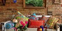 Boho World / Here you find decoration, fashion and jewelry all revived with the bohemian world