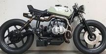 Motorcycles featuring a DNA High Performance Filter / customs - cafe racers - bobbers - trackers etc.