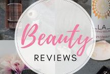 Beauty reviews / Beauty reviews for 30+ women