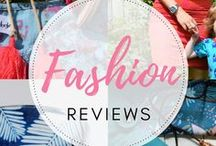 fashion reviews / Fashion related posts. Reviews, look books and shopping guides from Lifestyle blog craftwithcartwright.co.uk