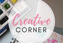 #creativecorner