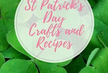 St. Patrick's Day Crafts and Recipes / St. Patrick's Day Crafts and Recipes