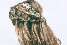 Moda | Penteados / Sugestões de penteados para inspirar.