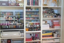 Craft Room/Organization