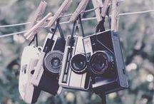 Cameras / by Camilla