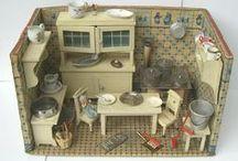 Antique miniatures