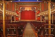 Inside theatres / Theatres from around the world / by Linda Sandusky